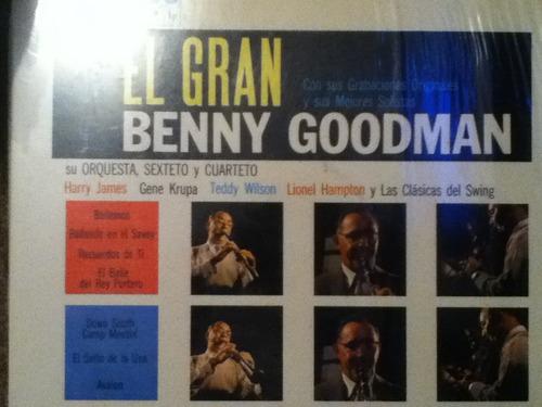 disco acetato de: el gran benny goodman