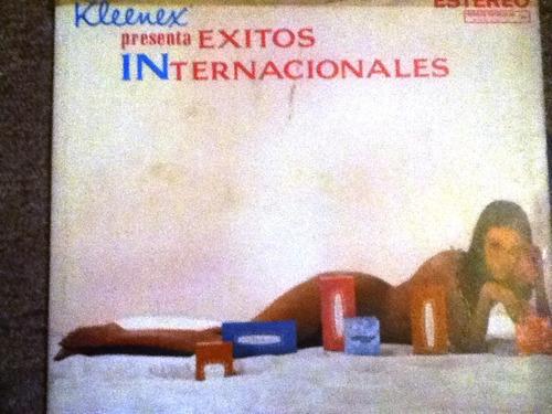 disco acetato de: exitos internacionales