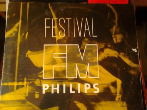 disco acetato de festival fm concierto no.4 en re menor para