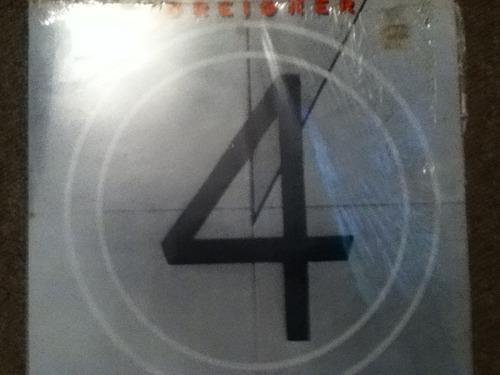 disco acetato de: foreigner 4