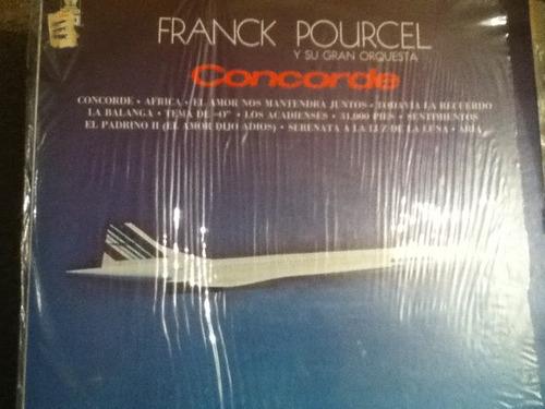 disco acetato de: franck pourcel