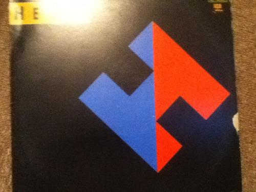 disco acetato de: heart brigade
