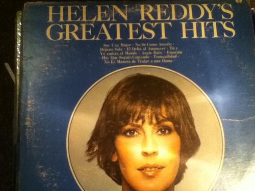 disco acetato de: helen reddy´s