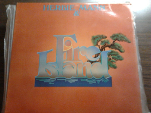 disco acetato de herbie mann & fire island