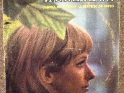 disco acetato de: hograma (varios exitos del momento)
