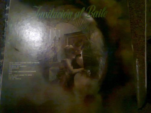 disco acetato de: intuision al baile