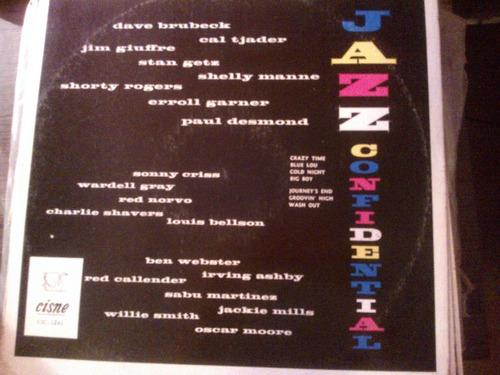 disco acetato de jazz confidential