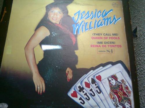 disco acetato de: jessica williams