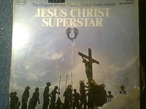 disco acetato de jesus christ