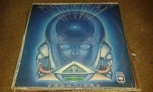 disco acetato de journey, frontiers
