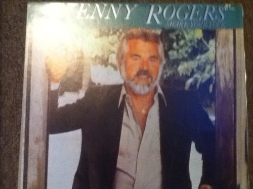 disco acetato de: kenny rogers