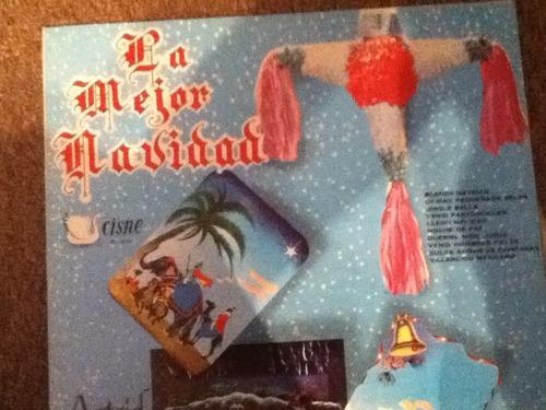 disco acetato de: la mejor navidad