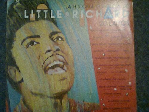 disco acetato de little richard