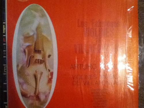 disco acetato de: los fabulosos violines de villafontana