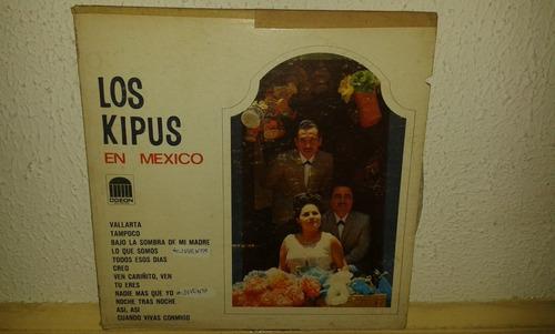 disco acetato de los kipus en mexico