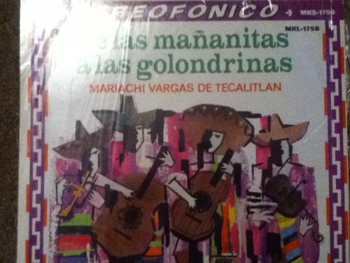 disco acetato de: mariachi vargas de tecalitlan