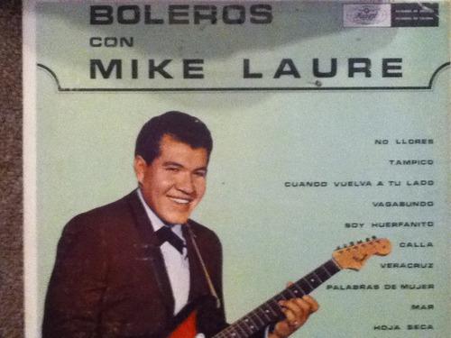 disco acetato de mike laure
