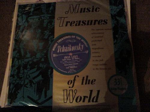 disco acetato de music treasures of the world
