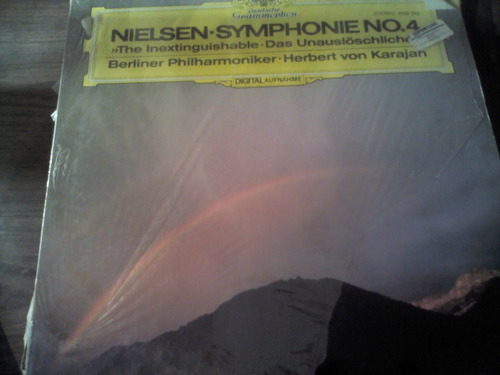 disco acetato de nielsen symphony no-4