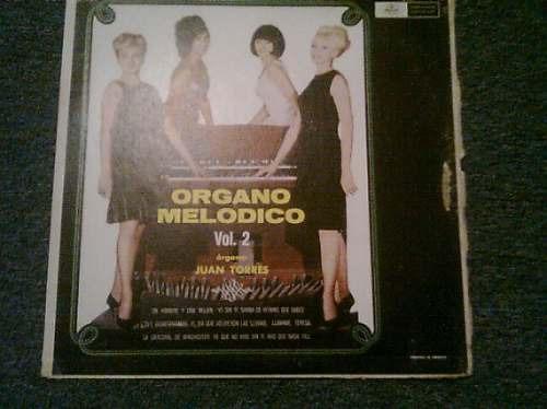 disco acetato de organo melodico
