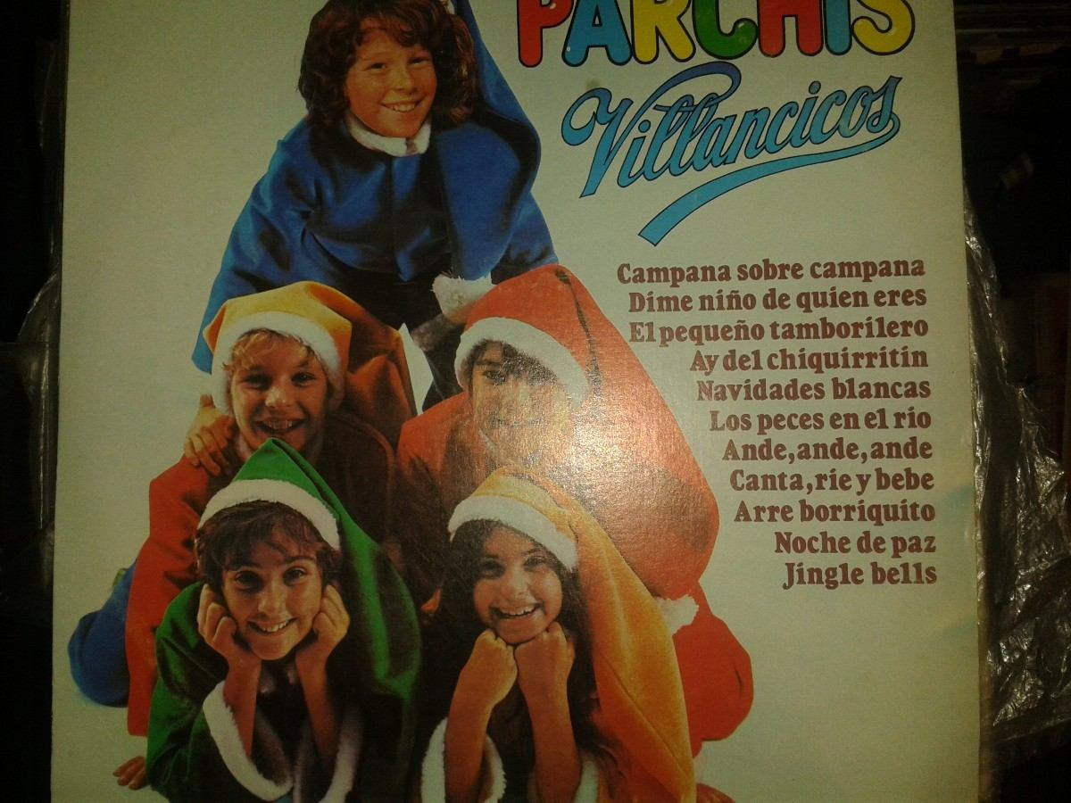 cd villancicos parchis