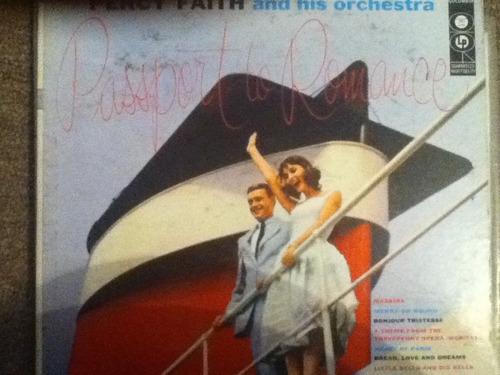 disco acetato de: passport to romance