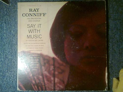 disco acetato de ray conniff excelente estado
