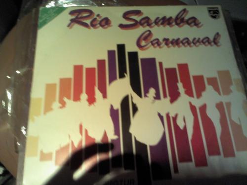 disco acetato de: rio samba carnaval