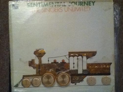 disco acetato de: sentimental journey
