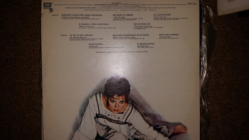 disco acetato de: sheena easton