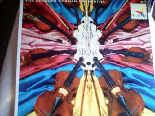 disco acetato de silk satin and sixty six strings