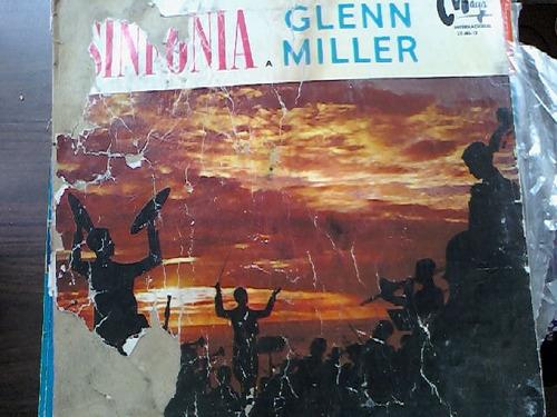 disco acetato de sinfonia de glenn miller