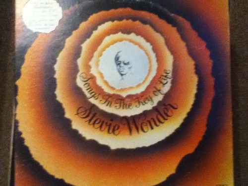 disco acetato de: stevie wonder 2 discos