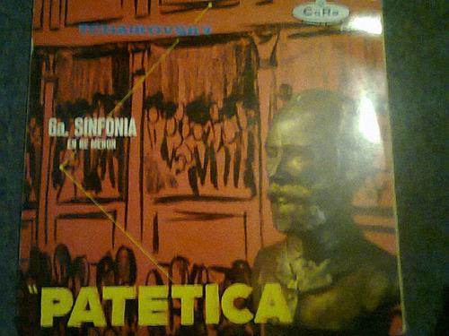 disco acetato de tchaikovsky