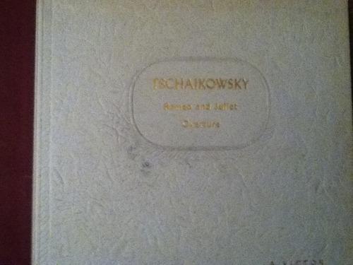 disco acetato de: tchaikowsky romeo and jullet 3 discos