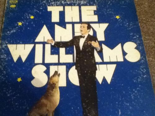 disco acetato de: the andy williams show
