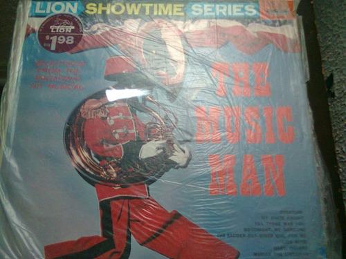 disco acetato de: the music man