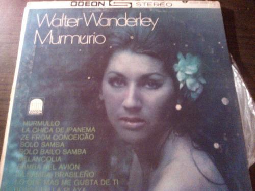 disco acetato de walter wanderley murmurio