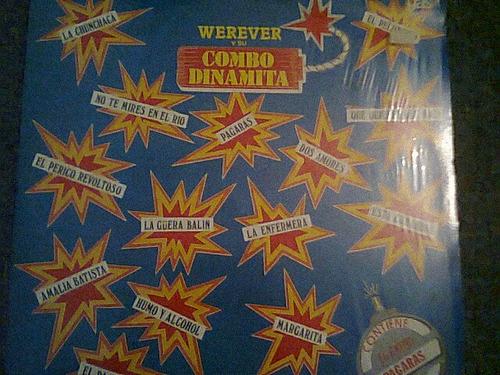 disco acetato de werever y su combo dinamita