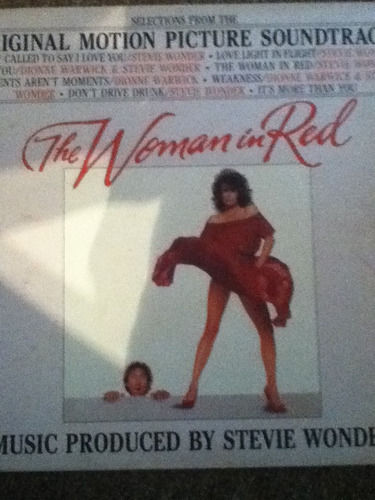 disco acetato de:the woman red