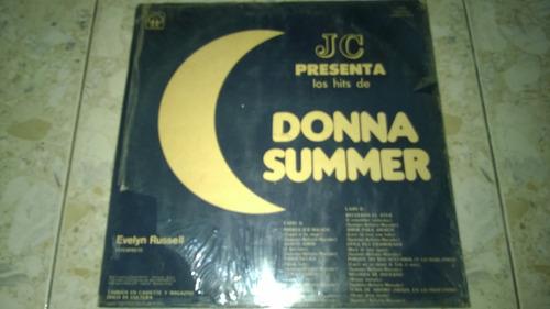 disco acetato donna summer