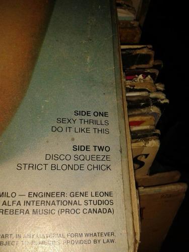 disco acetato: extensive care