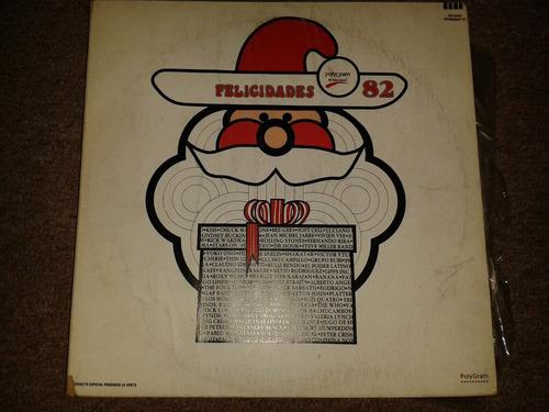 disco acetato: felicidades 82