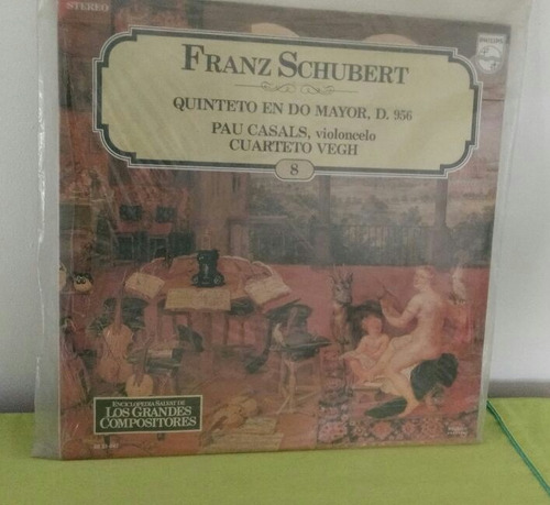 disco acetato franz schubert no 8 y 9