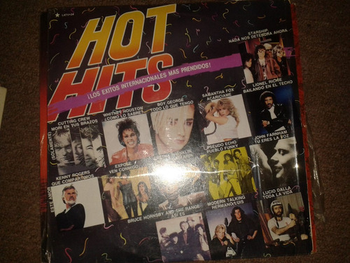 disco acetato: hot hits