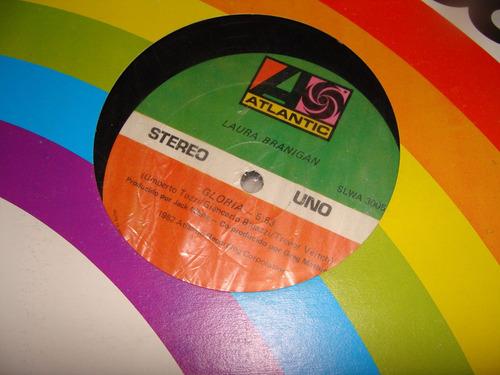 disco acetato laura branigan, gloria