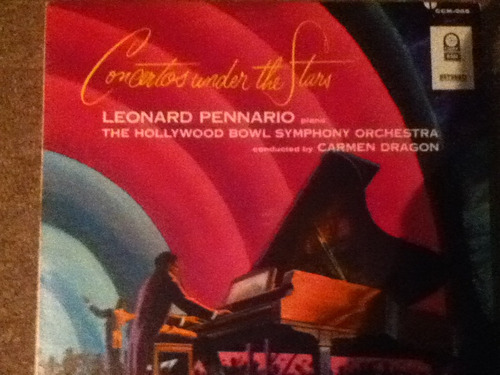 disco acetato: leonard penario