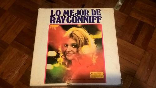 disco acetato : lo mejor de ray conniff 8 discos