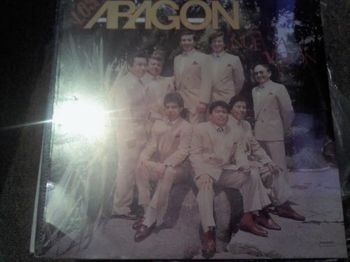 disco acetato: los aragon