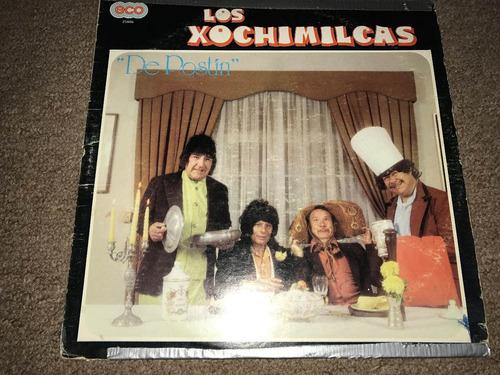 disco acetato: los xochimilcas